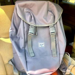 Herschel Supply Co little America grey backpack